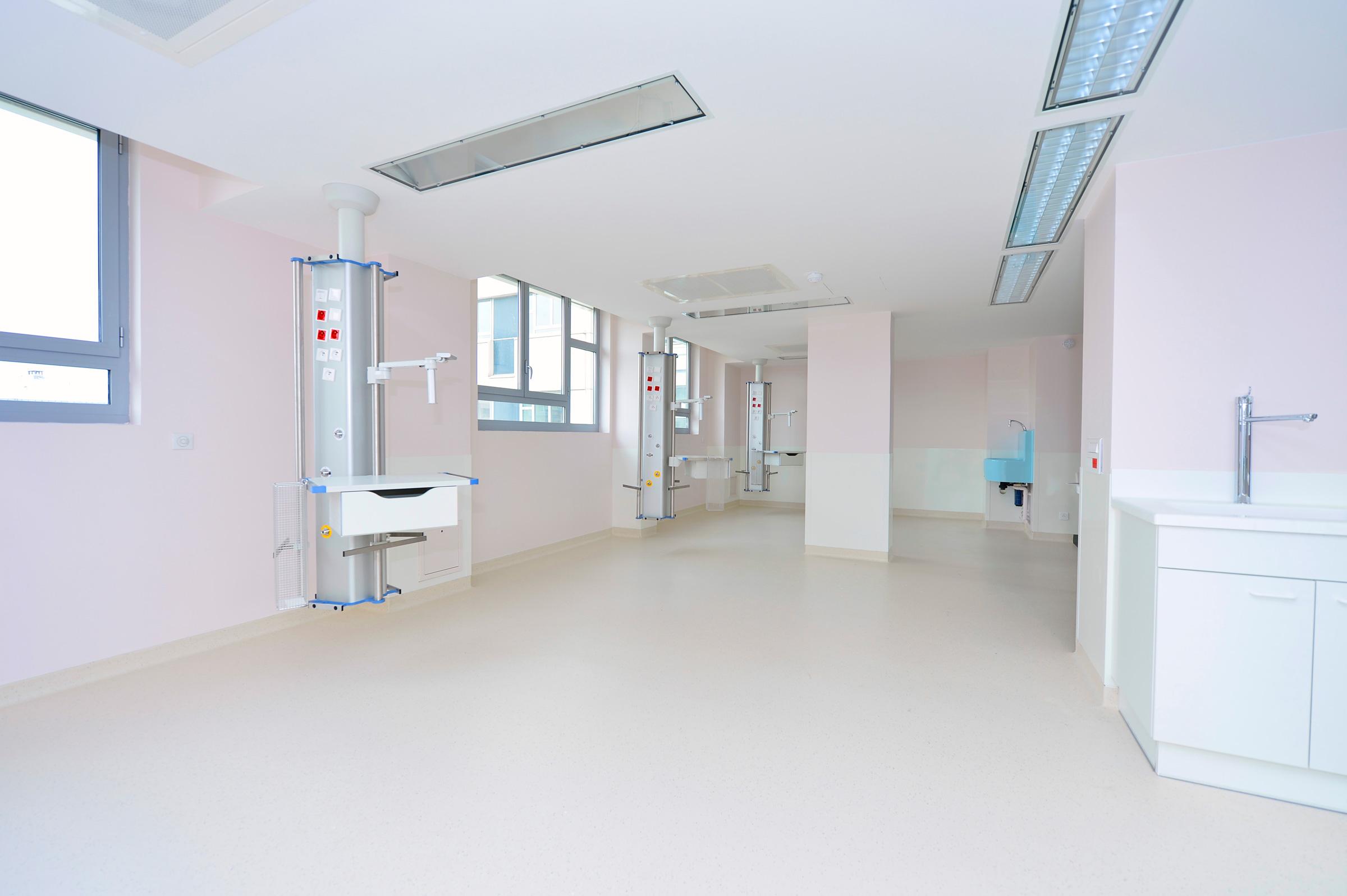 Saint Antoine Hospital