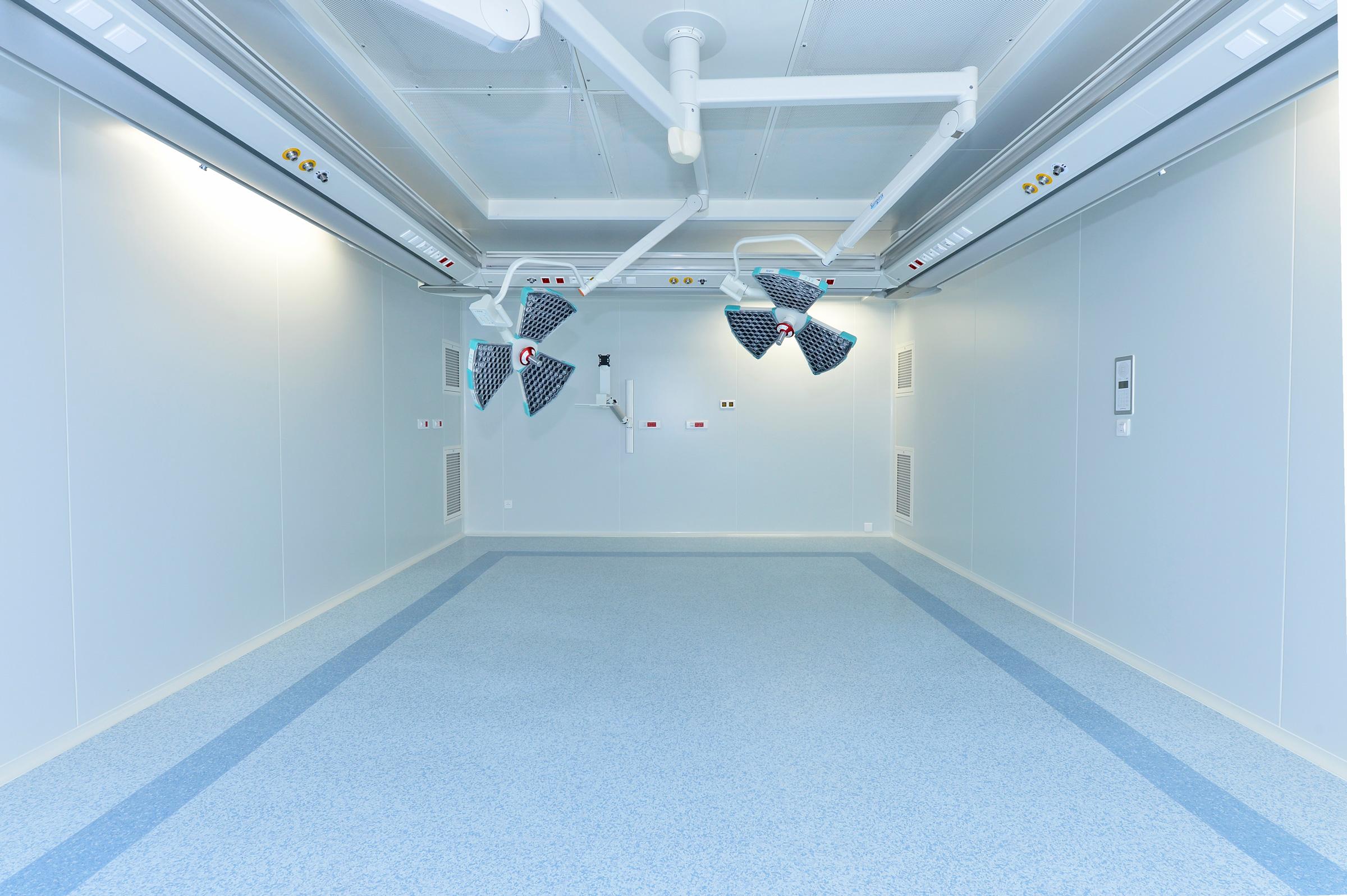 Saint Antoine Hospital header image